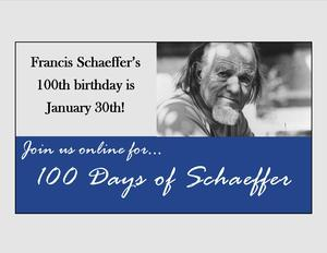 100 Days of Schaeffer promo, web image 2