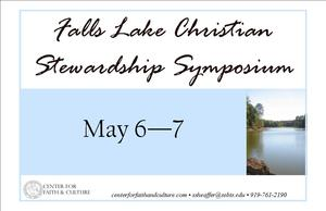 Falls Lake Symposium Button